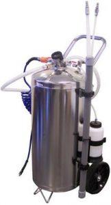 aspirador gasolina